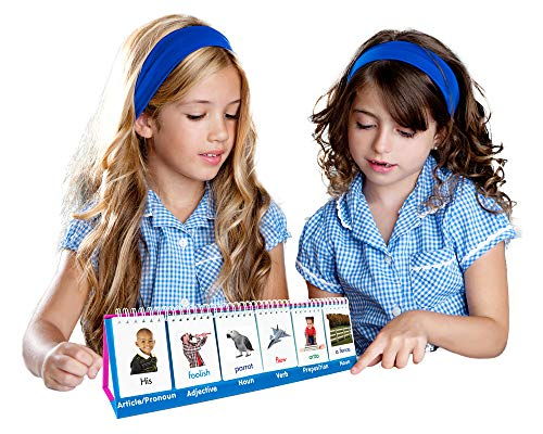 Junior Learning Part of Speech Flips Educational Action Games