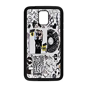 FOR Samsung Galaxy S5 -(DXJ PHONE CASE)-5SOS Rock Music Band- Love Music-PATTERN 7
