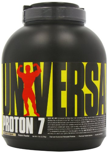 Universal Nutrition Proton 7 Cookies and Cream, 5 Pounds