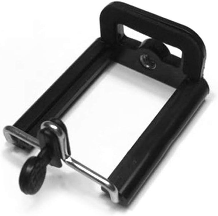 Liobaba Tripod Monopod Mobile Phone U Clip Mount Holder Bracket Mobile Clip Clamp Holder for Smartphone