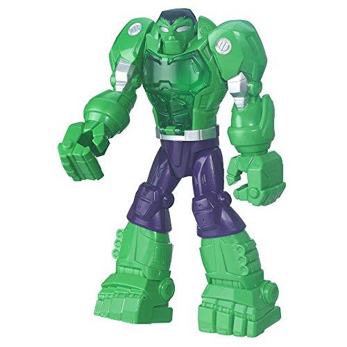 Playskool Heroes Marvel Super Hero Adventures Mech Armor (Hulk Suit)