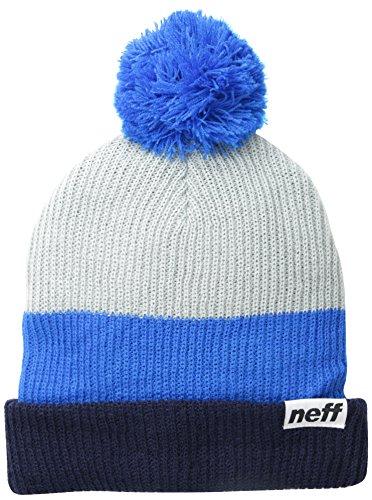 Snappy Neff Gorro azul marino para azul de esquí hombre gris Axpxw1nq