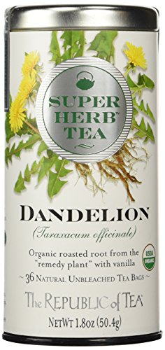 Republic Tea Dandelion Superherb Caffeine Free product image