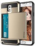 Galaxy Note 3 Case, Vofolen Galaxy Note 3 Wallet Cover Carrying Case Armor