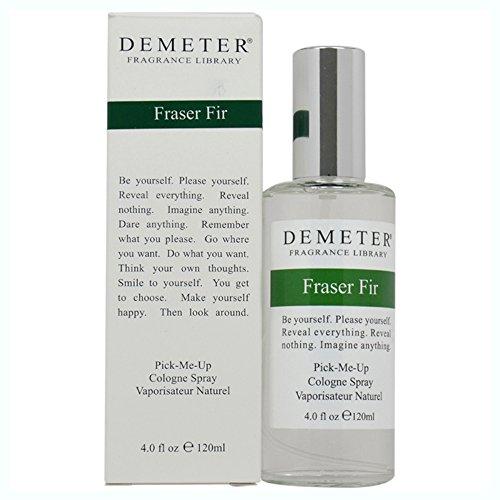 Demeter Cologne Spray for Women, Fraser Fir, 4 Ounce ()
