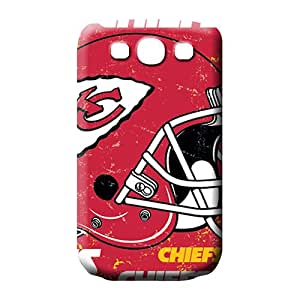 samsung galaxy s3 High Designed Perfect Design mobile phone carrying shells kansas city chiefs nfl football