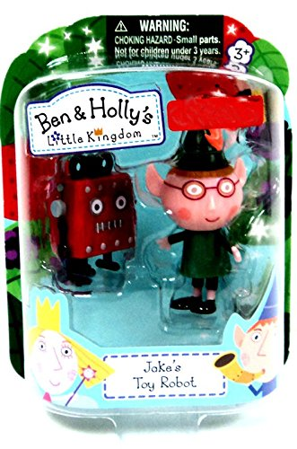Exclusive Robot (Ben & Holly's Little Kingdom Jake's Toy Robot exclusive toy figures)
