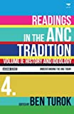 Readings in the Anc Tradition - History and Ideology, Turok, Ben, 1770099700
