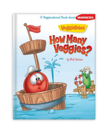 How Many Veggies? (VeggieTales (Big Idea))
