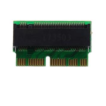 Baoblaze Placa Conversora de Tarjeta de Adaptador NGFF a SSD 2280 ...