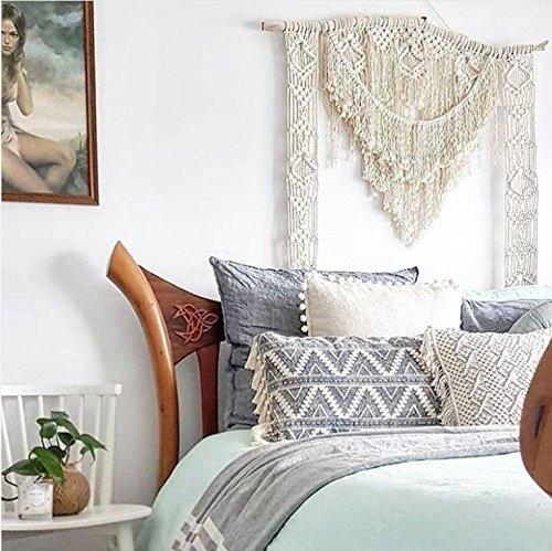 Knitting India Macrame Wall Decor Hanging