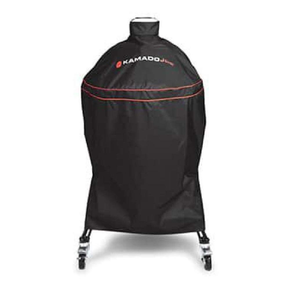 Kamado Joe KJ-GC23BWFS Updated Classic Grill Cover, Black by Kamado Joe