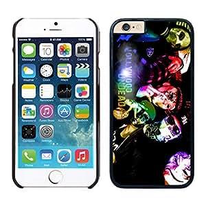 NEW DIY Unique Designed Case For iphone 6 plus hollywood undead (2) iphone 6 plus 5.5 TPU inch Phone Case 006