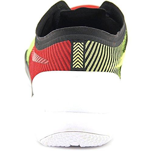 Nike Free Trainer 3.0 V4 - Zapatillas para hombre Black / University Red / Volt
