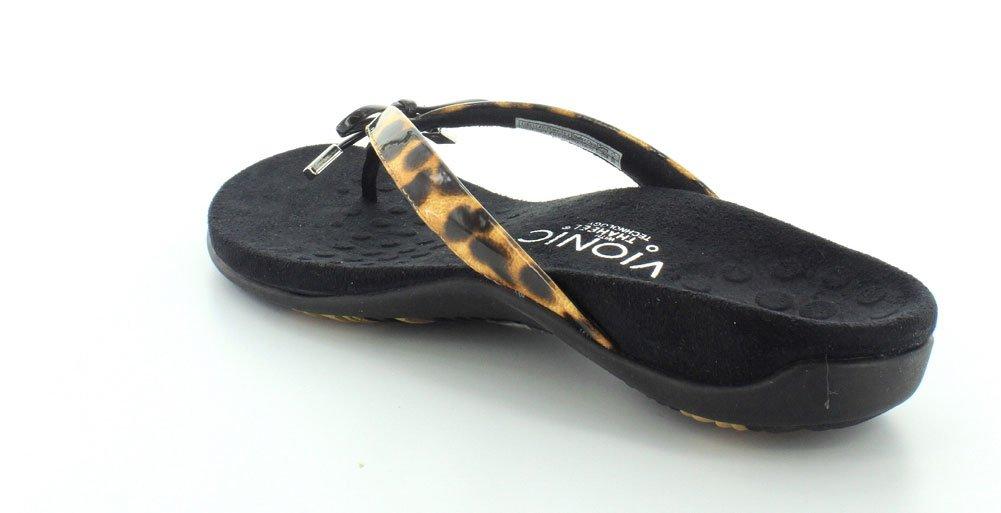 Vionic Women's Rest BellaII US|Tan Toepost Sandal B00LIHP5WC 5 B(M) US|Tan BellaII Leopard 2ee97a
