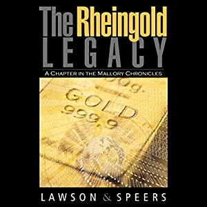 The Rheingold Legacy Audiobook