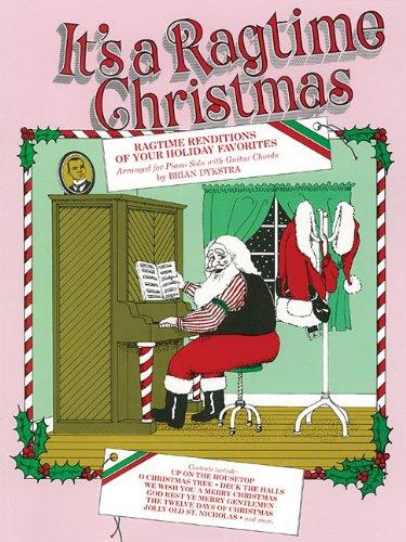 It's a Ragtime Christmas: Piano Solo (Christmas Tree Lyrics For O)