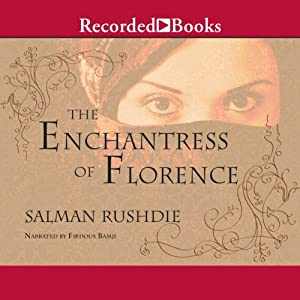 The Enchantress of Florence Audiobook