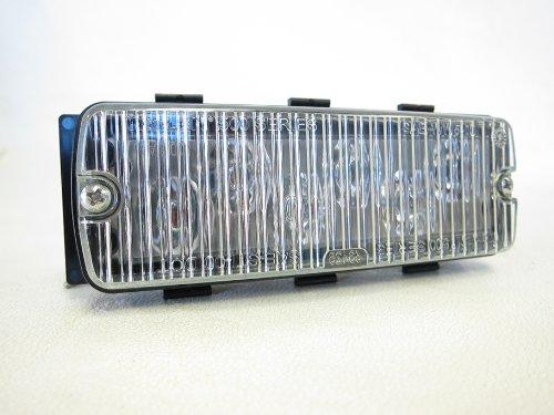 Whelen 500 Series TIR6 Super LED Lighthead SYNC Red Clear (Tir6 Super Led)