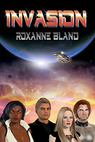 Invasion by [Bland, Roxanne]