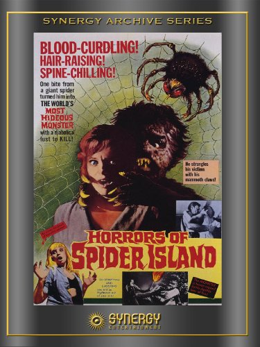 Horrors of Spider Island (1960) -