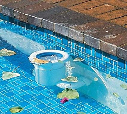 Amazon.com : PoolSkim Pool Skimmer and Pool Cleaner : Swimming Pool ...