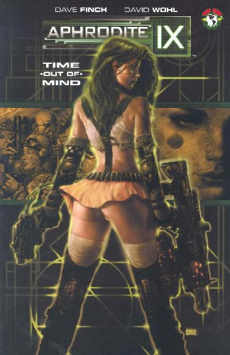 """""""Aphrodite IX"""" av Scott Tucker"""