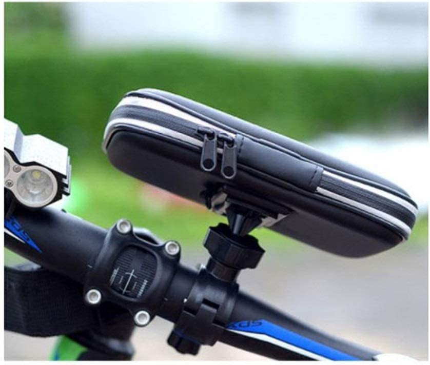 Mountain Bike Navigation Bracket Sport Gadget Mounts Universal Bike Phone Holder Mount for Bicycle Mountain Bike Motorbike Waterproof Handlebar Bags Anti-Shake 4.0 4.7 5.5 Inch Bike Smartphone Holder
