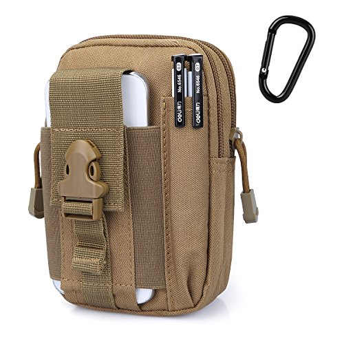 G4Free Tactical Molle Pouch Compact EDC Utility Gadget Waist