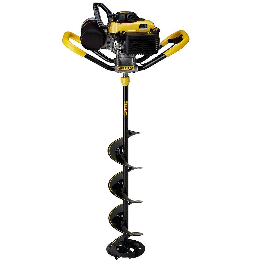 JIFFY 46 X-Treme Propane w/ 8'' STX Drill Asm 46-08-ALL by Jiffy