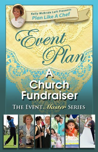 Event Plan a CHURCH FUNDRAISER (Plan Like a Chef)