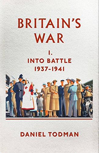 Into Battle, 1937-1941