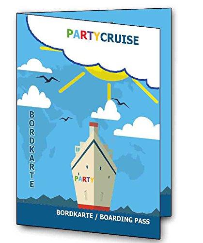 Tarjeta de embarque Tarjetas de invitación como tarjeta de ...