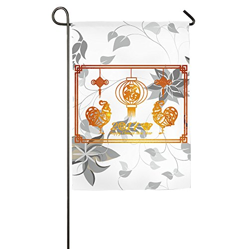 cmwpwanof-2017-chinese-new-year-of-rooster-home-garden-cabin-decorative-flag-trends-family-bar-banne