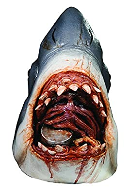 Trick or Treat Studios Men's Jaws-Bruce The Shark Mask