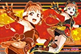 Love Live! Sunshine!! Chika Takami Time Travel Ver Card Game Character Play Mat Anime Girls Collection Vol.136