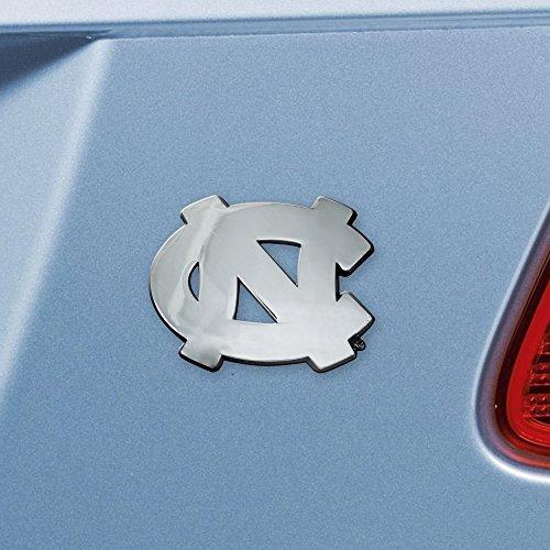 - FANMATS  14902  NCAA UNC University of North Carolina - Chapel Hill Tar Heels Chrome Team Emblem