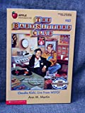 Claudia Kishi, Live from Wsto! (Baby-Sitters Club, No. 85)