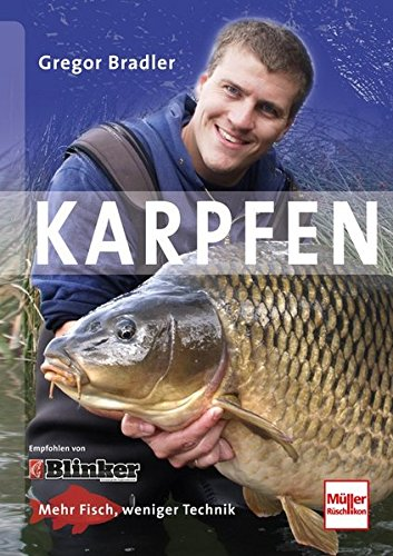 Karpfen: Mehr Fisch, weniger Technik