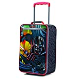 American Tourister Disney 18 Inch Upright Soft Side, Star Wars/Darth Vader, One Size
