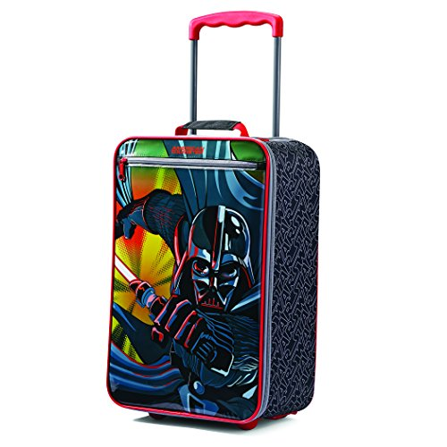Price comparison product image American Tourister Disney 18 Inch Upright Soft Side, Star Wars/Darth Vader, One Size
