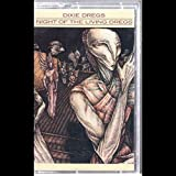 Dixie Dregs: Night Of The Living Dregs Cassette VG++ Canada Polydor 831 411-4