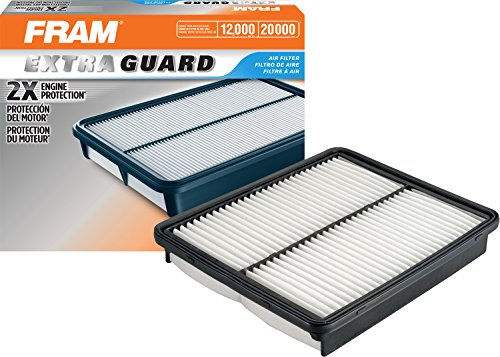 FRAM CA11116 Extra Guard Rigid Rectangular Panel Air Filter