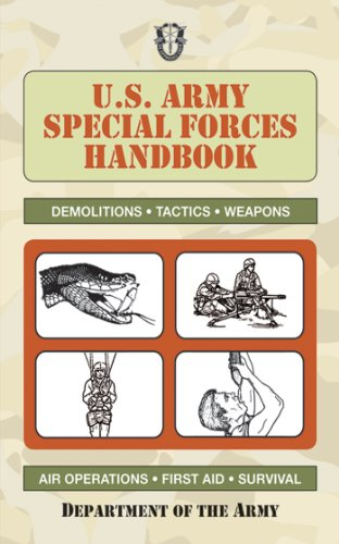 U.S. Special Forces Handbook (US Army Survival)