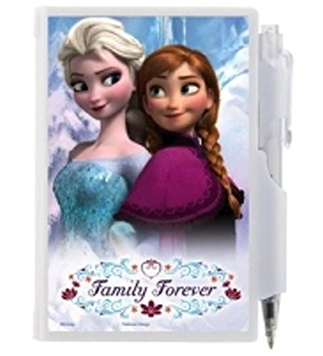 [Frozen Pen and Locking Pocket Notebook with Anna and Elsa] (Sven Costume For Boys)