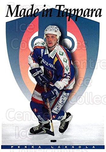 fan products of (CI) Pekka Laksola Hockey Card 1994-95 Finnish Tappara Tampere Postcards 6 Pekka Laksola