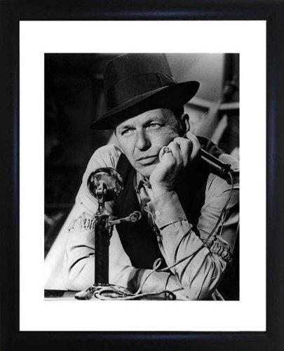 Frank Sinatra Framed Photo: Amazon.co.uk: Kitchen & Home