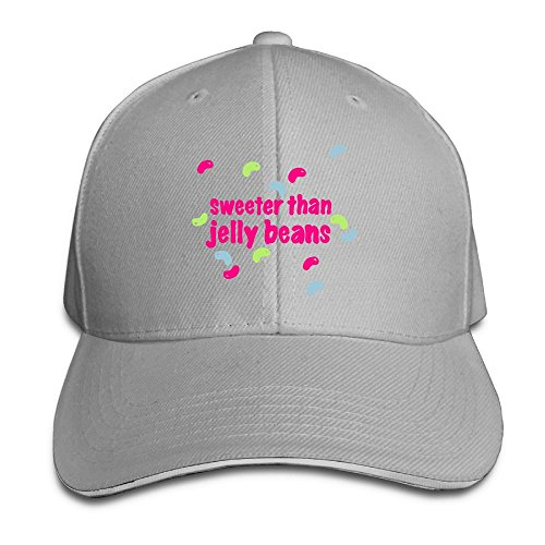 - Fzjy Wnx Sweeter Than Jelly Beans Unisex Classic Sandwich Hats Adjustable Baseball Caps