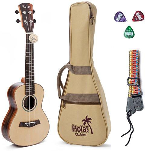 Concert Ukulele Hola Music HM 224SSR