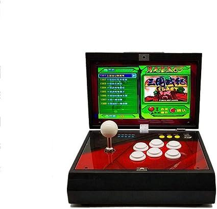 Prom-note Mini Recreativa Arcade Maquina de Juego 1388 Classic ...
